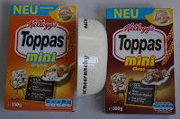 Toppas und Eat me crunchy bowl