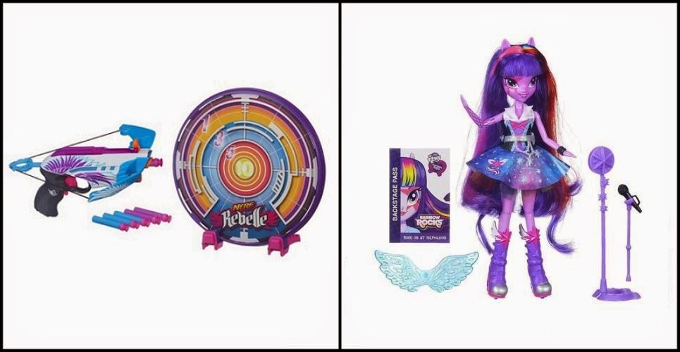 new Hasbro toys