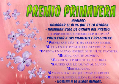NUESTRO PREMIO