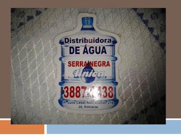 ÁGUA SERRA NEGRA, QUALIDADE COM GARANTIA.