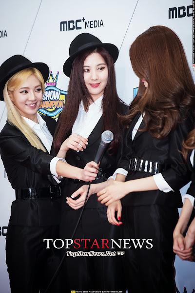 SNSD Seohyun Show Champion 100