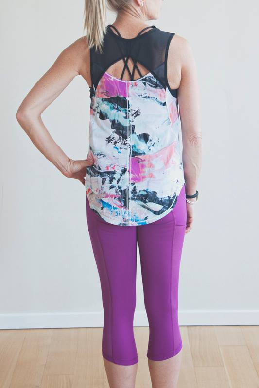 lululemon-sculpt-tank pigment-wave-multi regal-crop
