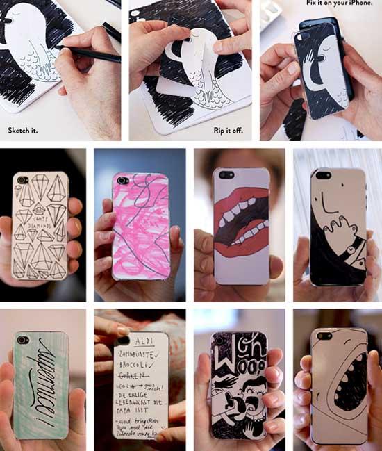 Krizzl customizar Iphone