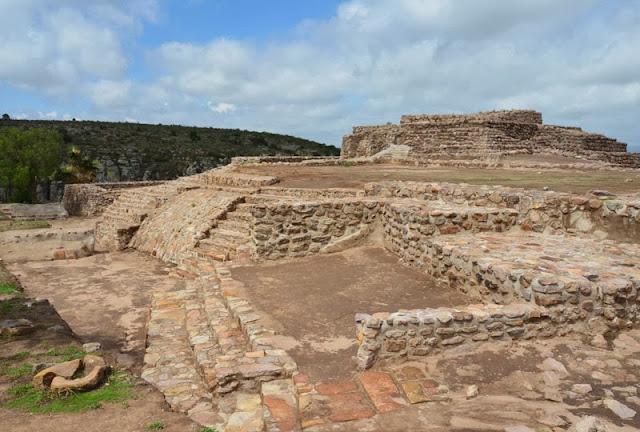 Zona Arqueológica el Cóporo, Ocampo Guanajuato