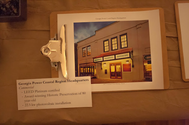LEED Platinum Certified award-winning historic preservation 22.5 kw photovoltaic installation
