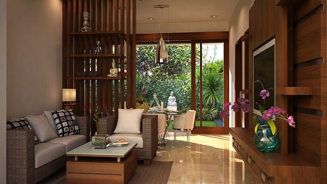 Desain rumah modern jepang rumah minimalis terbaru for Design interior minimalis modern