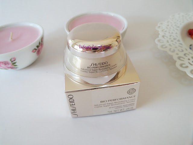 Shiseido Bio Performance Gündüz Kremi (Shiseido Bio Performance Advanced Super Revitalizing Cream)