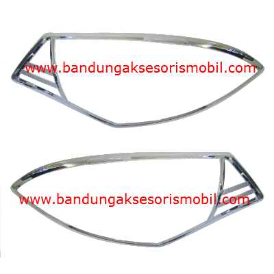 Cover Head Lamp Ertiga Shanghai