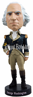 George Washington Bobblehead from Bobbleheads.com