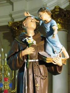 Junio 13 - San Antonio de Padua - Templo San Agustín