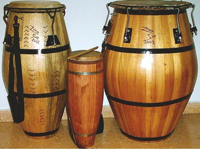 bombo y tambor xxi