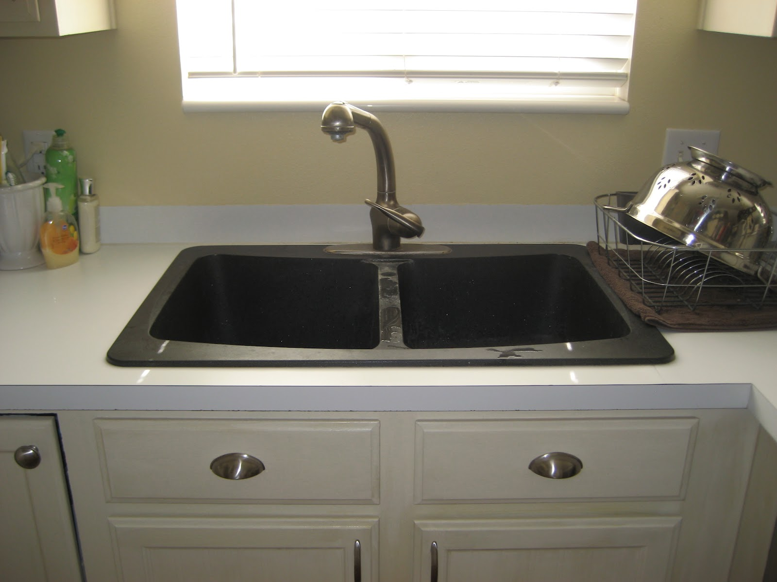Paint Sink : Paint Me Shabby: Everything and the Kitchen Sink!