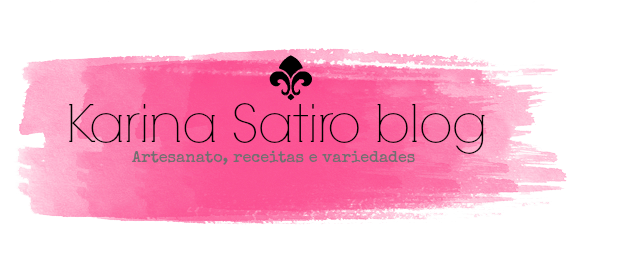 Karina Satiro blog