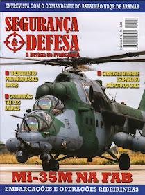 Revista SEGURANÇA & DEFESA.