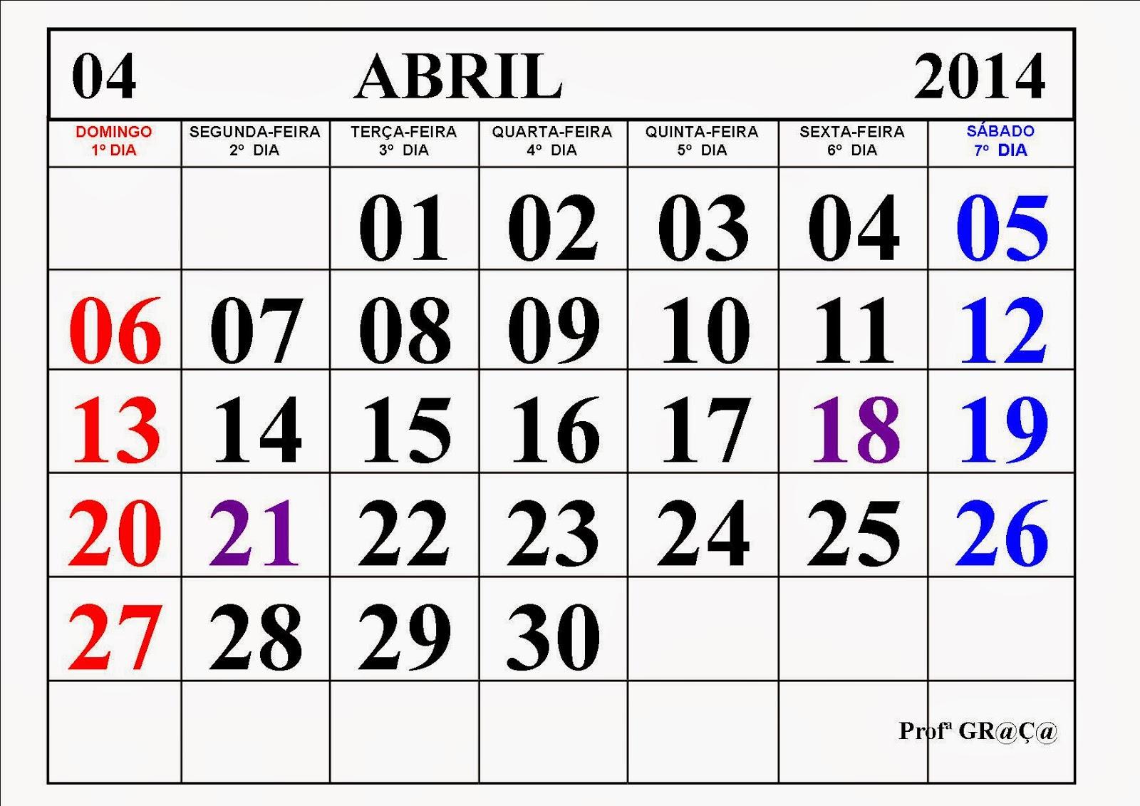 calendario t c 2014