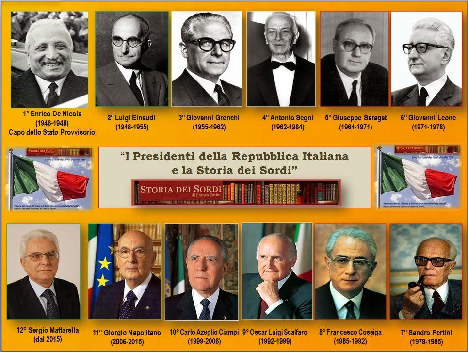 Di tutto e di tutti circa il mondo della sordit for Parlamento della repubblica italiana