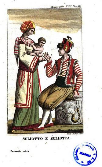 Suliotto e Suliotta