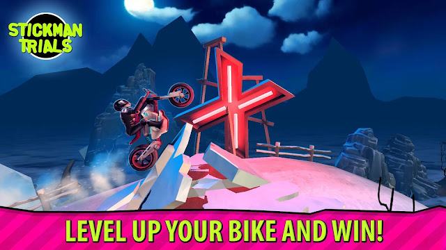 Download Stickman Trials v2.2.2 Mod Apk+Data For Android