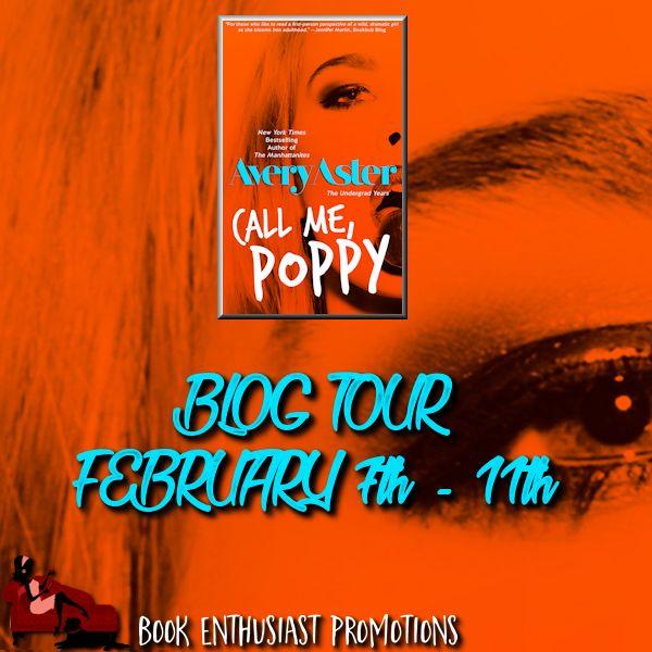 Call Me Poppy Blog Tour