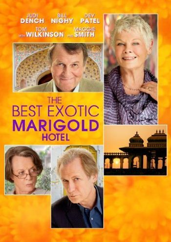 The Best Exotic Marigold Hotel moive