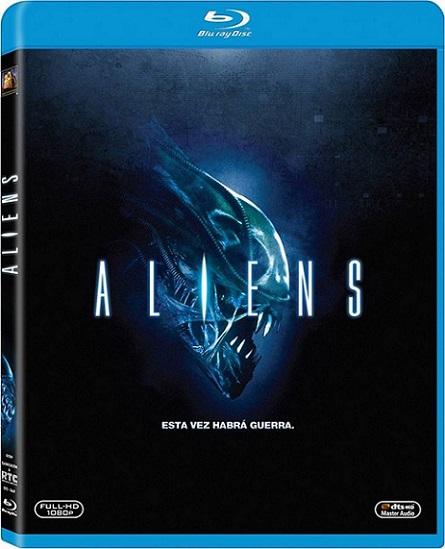 Aliens: El Regreso (1986) m1080p BDRip 13GB mkv Dual Audio DTS-HD 5.1 ch