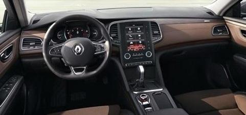 Car design scoop scoop et dernieres infos automobile for Interieur renault talisman