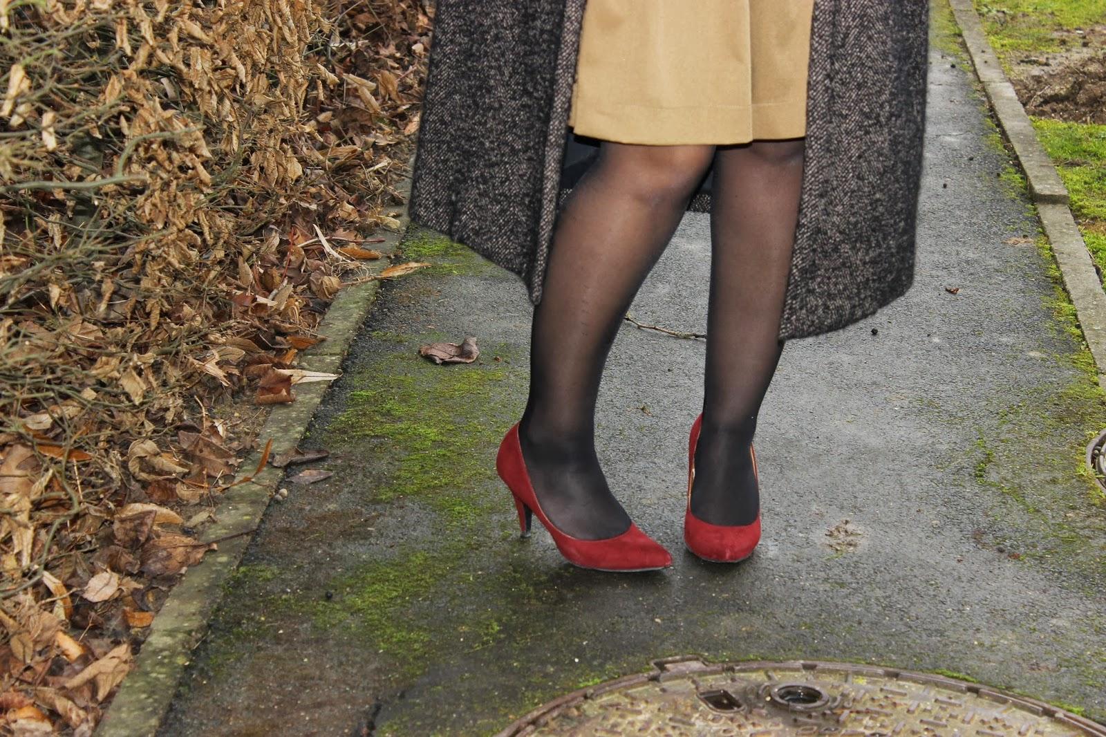 le cas de la jupe taille haute