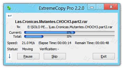 ExtremeCopy Pro 2.2.0
