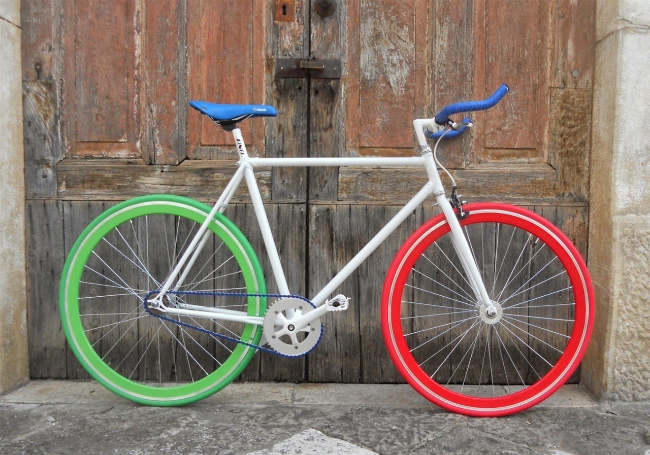 Image result for Fixed Gear Bike