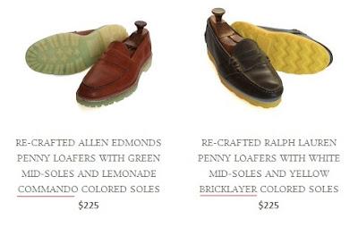 Greenwich Vintage Co, shoes, wingtips, men's fashion