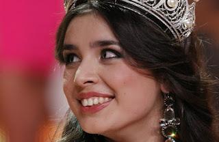Miss Russia!
