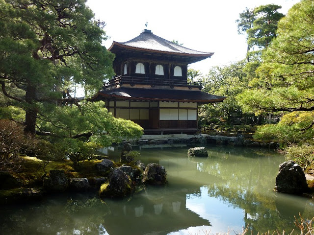 padiglione d'argento, kyoto