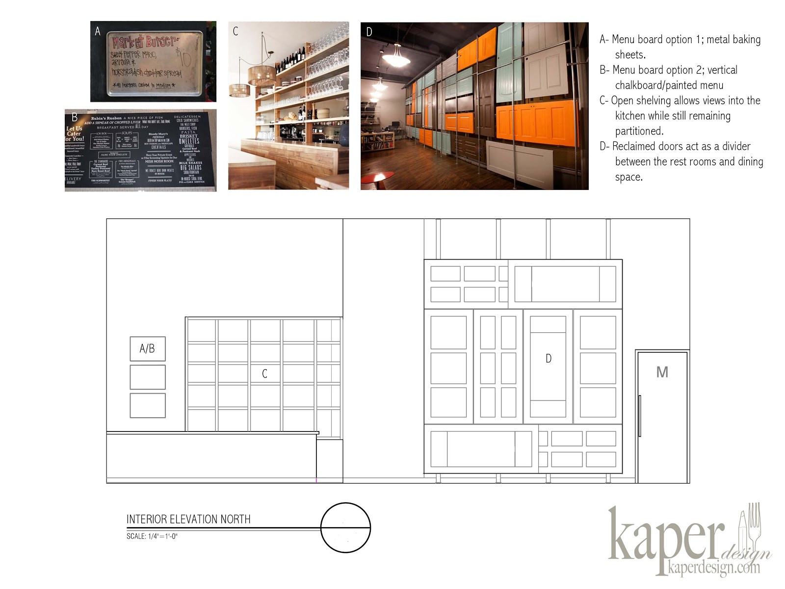 Kaper Design Restaurant Hospitality Design Inspiration Completed Projects