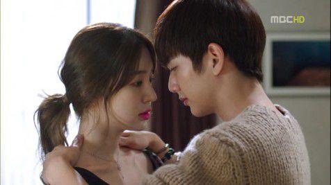 Drama: i miss you, episode 8motif: menggoda atau bisa juga menyiksa