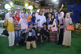 Blogger dan Hijaber Medan