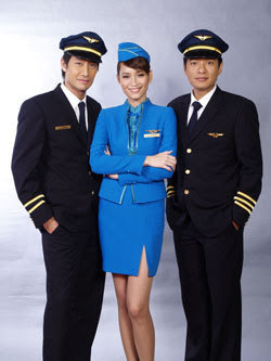 Thai Air Hostess