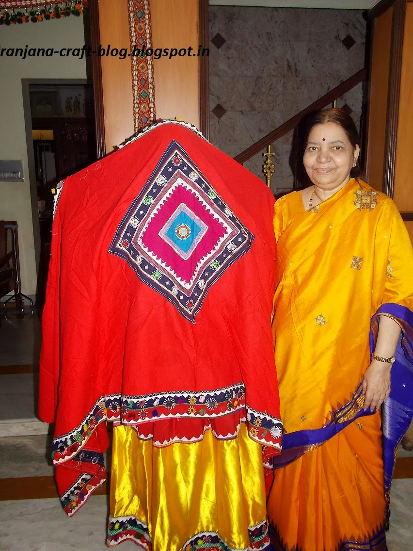 Banjara embroidery