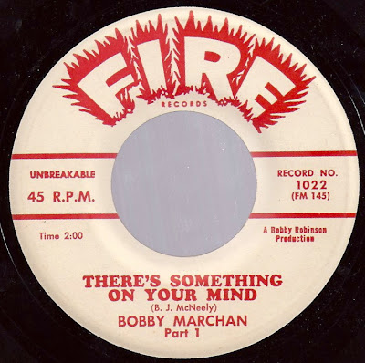 Bobby Marchan - There\'s Something On Your Mind - Part 1 & Part 2