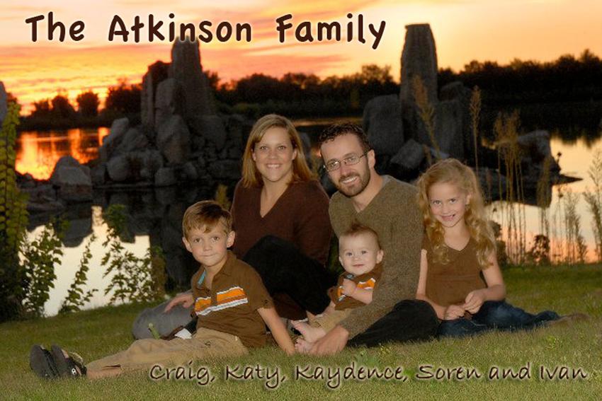 The Atkinson Family