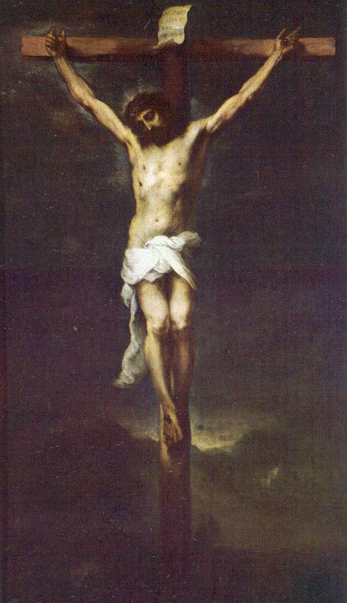 Jesus en la cruz