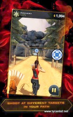 Hunger Games- Panem Run Android Apk Oyunu resim 2