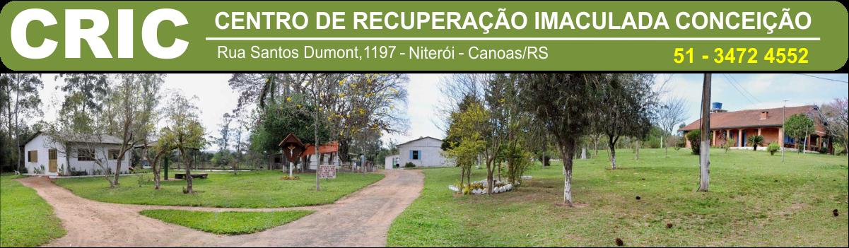 CRIC | Centro de Recuperação Imaculada Conceição