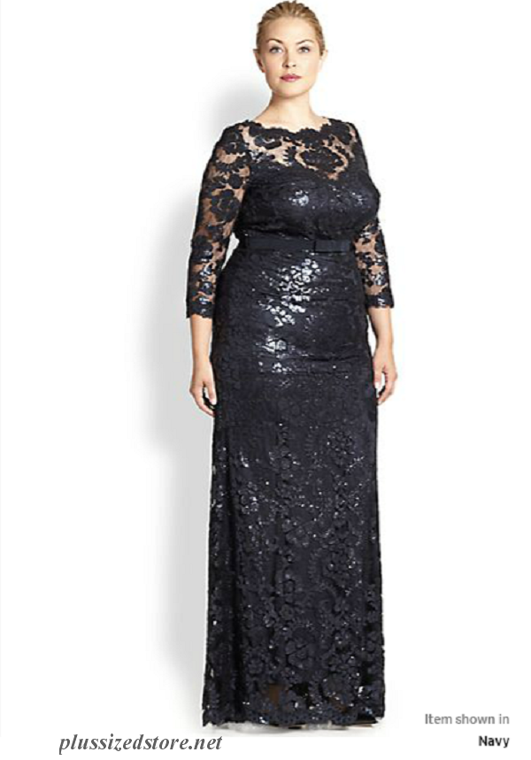 Elegant plus sized dresses: Elegant Plus Size Dresses Look ...