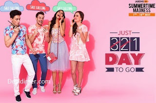 Jabong summer time madness (from 7th May to 10th May)