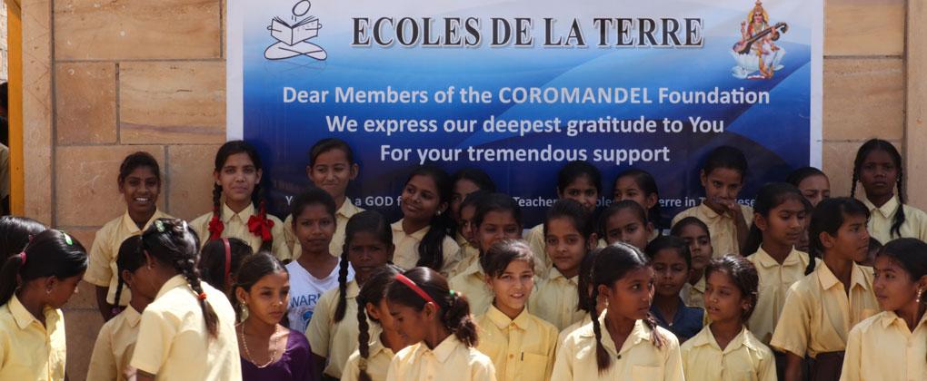 Ecoles de la Terre un jour - Ecoles de la Terre toujours !