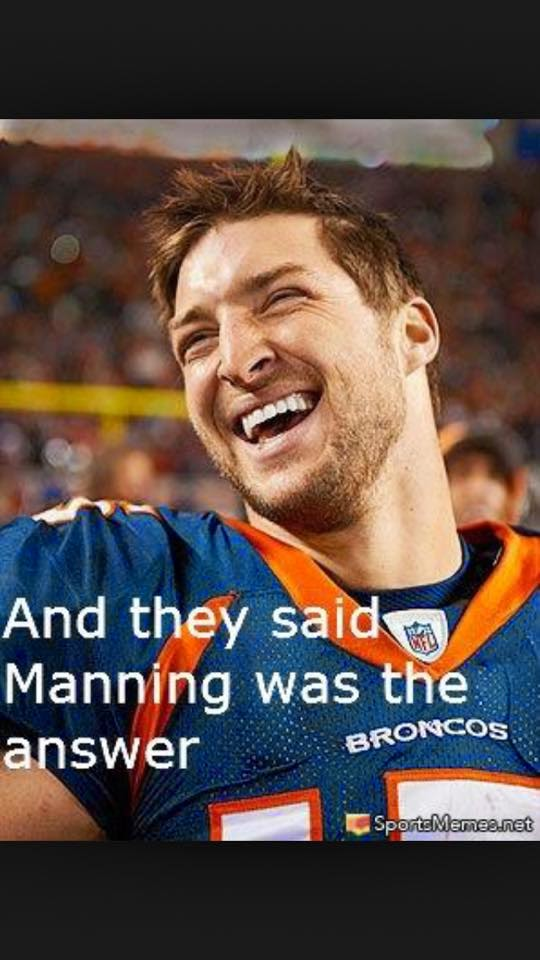 And they said manning was the answer