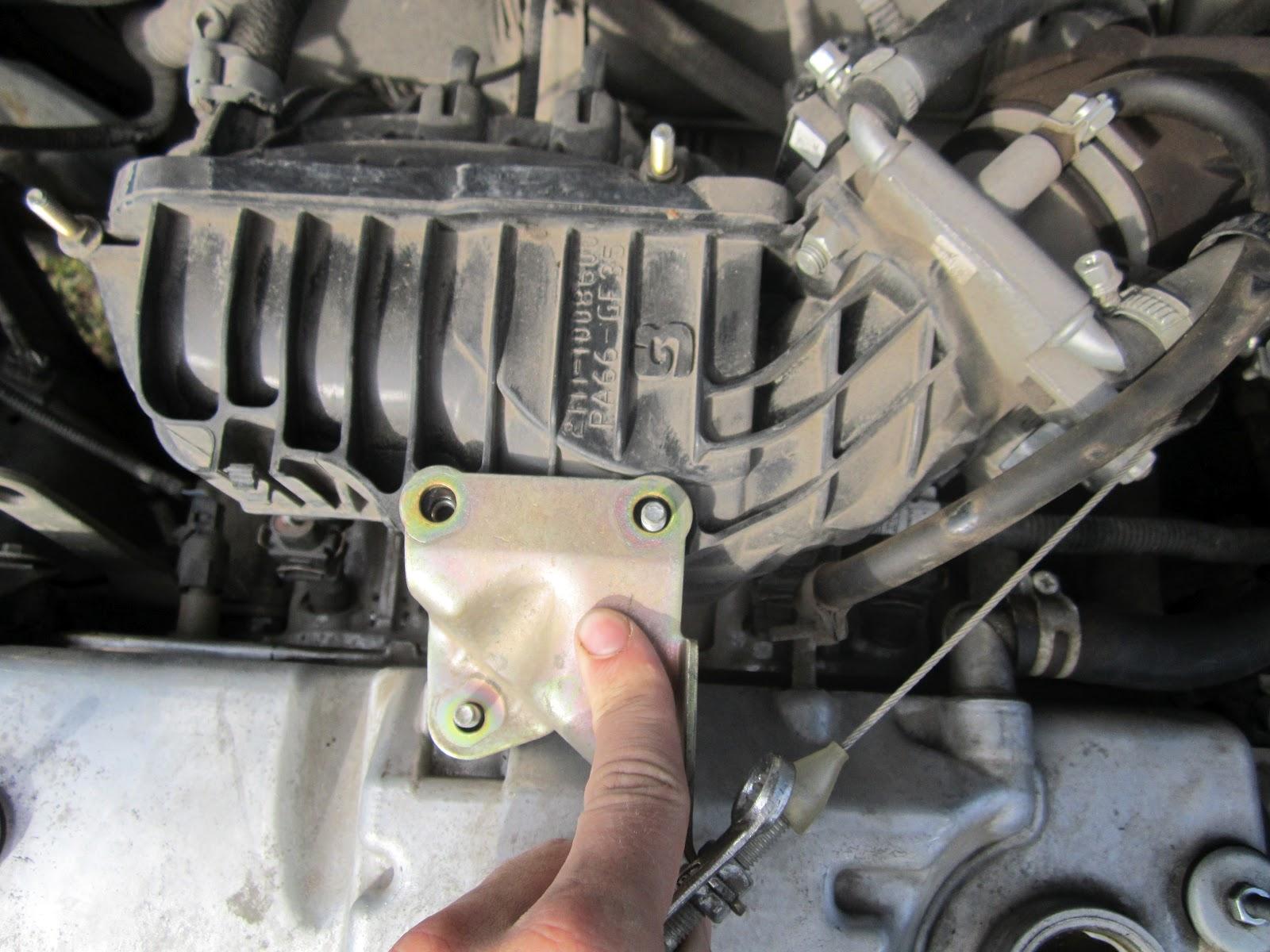 Фото №5 - замена прокладки клапанной крышки ВАЗ 2110 8 кл