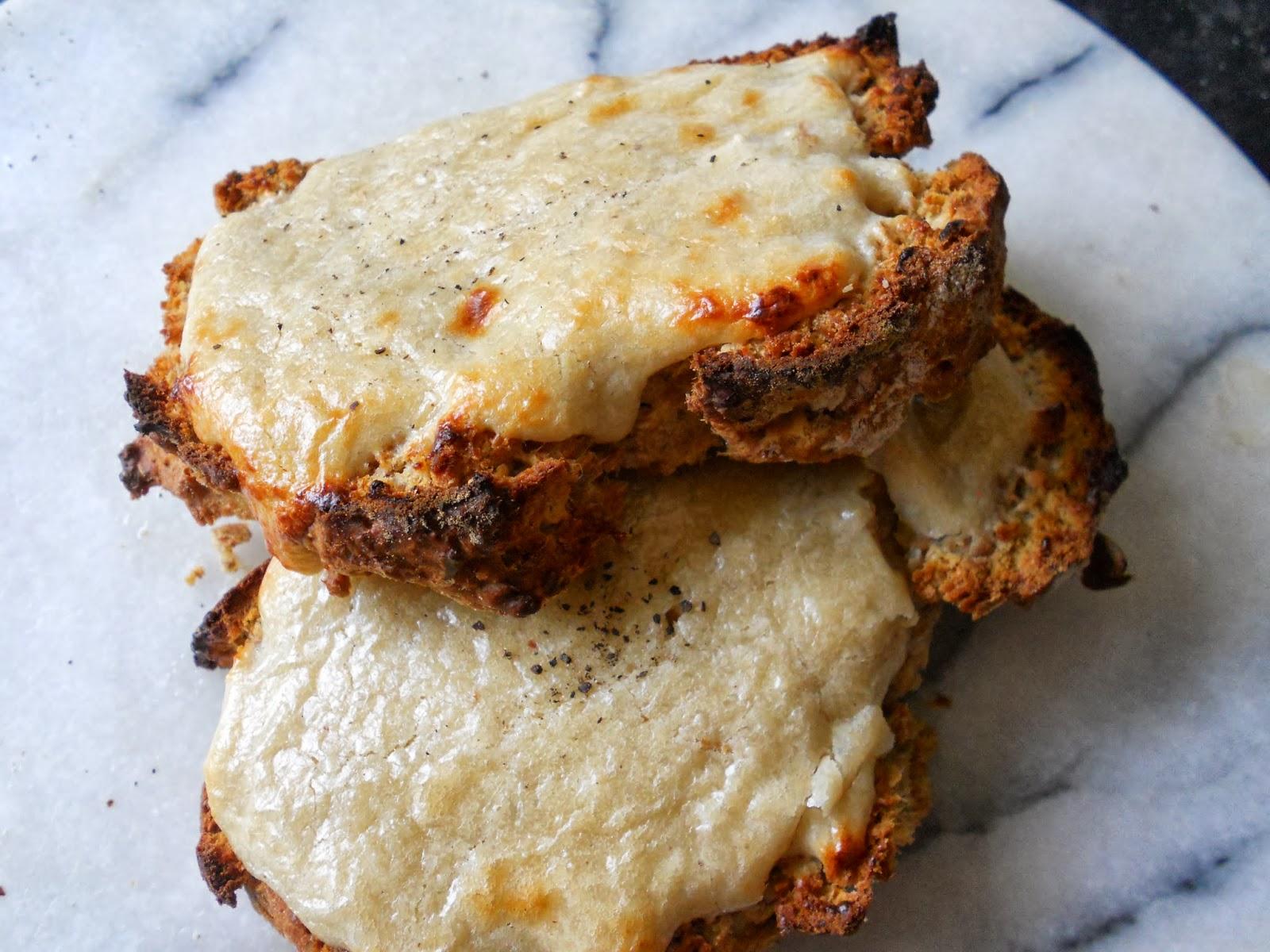 The Yogi Vegans: Cheese on Toast- aka Grilled Cheese- the Vegan Way ...