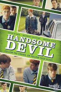 Handsome Devil Poster