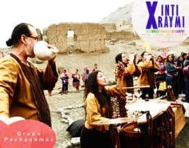 25 Jun 2017 -X Inti Raymi Fortaleza Campoy